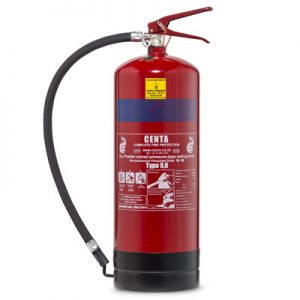 9KG DCP FIRE EXTINGUISHER