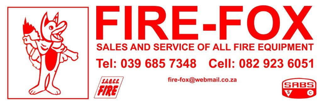 Fire Fox Fire Equipment South Africa