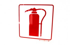 SAFETY SIGNAGE - FIRE EXTINGUISHER