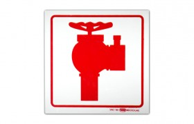 SAFETY SIGNAGE - HYDRANT